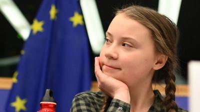 Greta Thunberg, Swedish climate activist