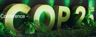 UNFCCC, COP 25 (Dec 2019), logo